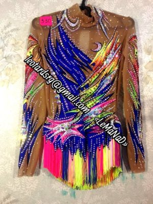 Gymnastics leotards for girls Lemanad