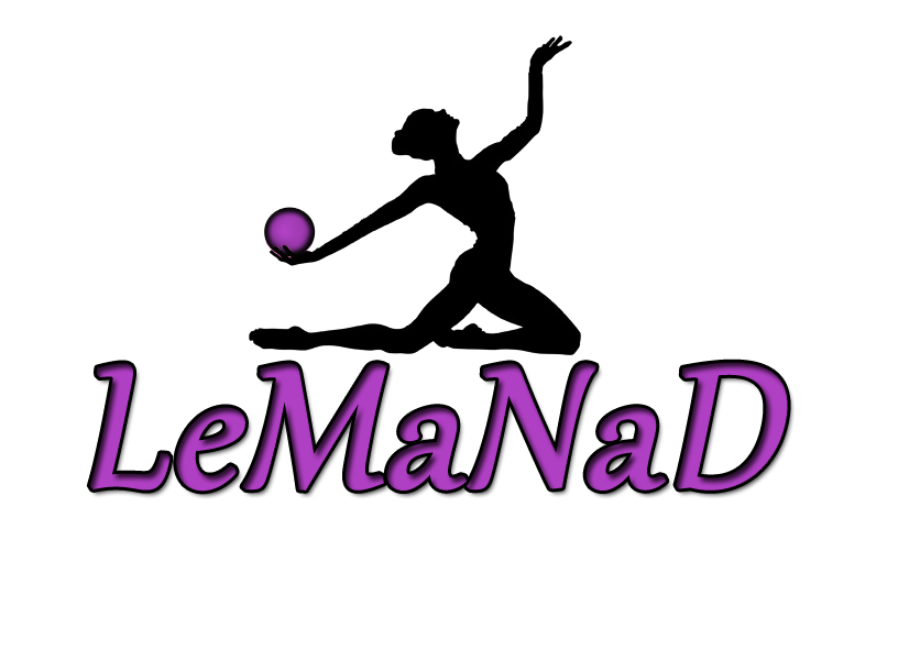 logo lemanad leotards
