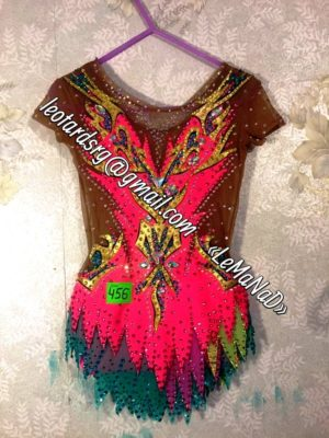 Rhythmic Leotards LeMaNaD